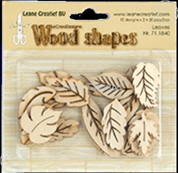 Bild von Woodshapes Leaves