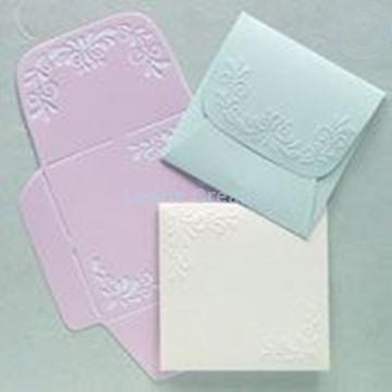 Picture of LeCreaDesign® Envelope stencils 12,5x12,5cm