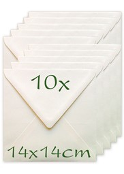 Image de la catégorie Enveloppes 14x14cm
