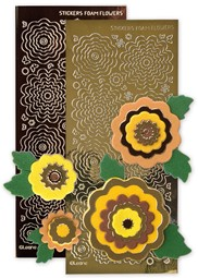 Picture for category Nested Flower Stickers